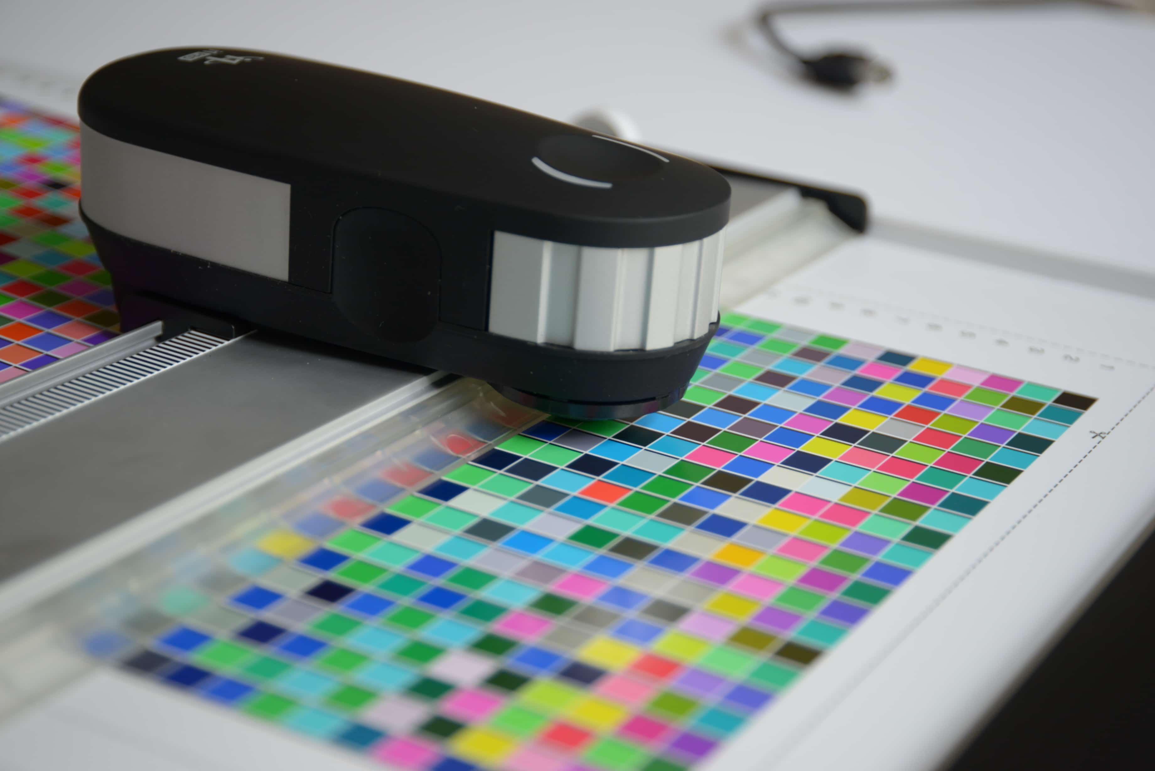 Fine Art Printing: Spektralphotometer