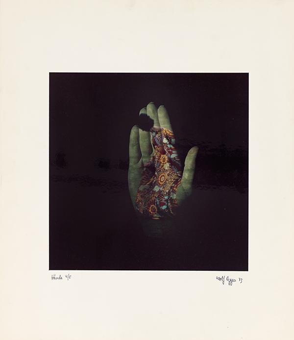Wolf Eggers - Hände 4/5